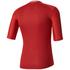 adidas Men's TechFit Climachill T-Shirt - Scarlet: Image 2