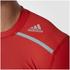 adidas Men's TechFit Climachill T-Shirt - Scarlet: Image 8
