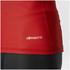 adidas Men's TechFit Climachill T-Shirt - Scarlet: Image 7
