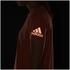 adidas Women's Core Climachill T-Shirt - Glora/Core Red: Image 7