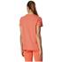 adidas Women's Core Climachill T-Shirt - Glora/Core Red: Image 4