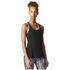 adidas Women's Prime Tank Top - Black: Image 3