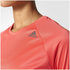 adidas Women's D2M Long Sleeve Top - Core Pink: Image 8