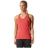 adidas Women's D2M Tank Top - Core Pink: Image 3