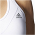 adidas Women's TechFit Medium Support Sports Bra - White: Image 4