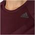 adidas Women's D2M Lose T-Shirts - Maroon: Image 8