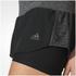 adidas Women's Ultra Energy Running Shorts - Black: Image 8