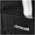 adidas Women's Strappy 3 Stripe Low Support Sports Bra - Black/White: Image 9