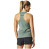 adidas Women's Climachill Tank Top - Trace Green: Image 5