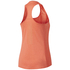 adidas Women's Supernova Running Tank Top - Easy Coral: Image 2