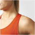 adidas Women's Climachill Tank Top - Core Red: Image 6