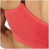 adidas Women's Seamless Low Support Sports Bra - Core Pink: Image 7