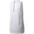 adidas Women's Boxy Melange Tank Top - White: Image 2