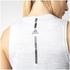 adidas Women's Boxy Melange Tank Top - White: Image 7