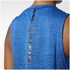 adidas Women's Boxy Melange Tank Top - Blue: Image 5