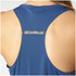 adidas Women's Climachill Tank Top - Mystery Blue: Image 4