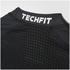 adidas Men's TechFit Climachill T-Shirt - Black: Image 9