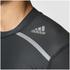 adidas Men's TechFit Climachill T-Shirt - Black: Image 8