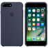 Apple iPhone 7 Plus Silicone Case - Midnight Blue: Image 1