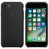 Apple iPhone 7 Silicone Case - Black: Image 1