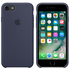 Apple iPhone 7 Silicone Case - Midnight Blue: Image 1