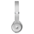Beats by Dr. Dre Solo3 Wireless Bluetooth On-Ear Headphones - Silver: Image 4
