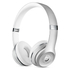 Beats by Dr. Dre Solo3 Wireless Bluetooth On-Ear Headphones - Silver: Image 1