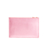 Aspinal of London Women's Essential Pouch Large - Blossom/ Pink Metallic: Image 5