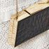 Aspinal of London Women's Scarlett Box Clutch Bag - Black: Image 3