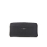 Aspinal of London Women's Continental Clutch Wallet - Black: Image 2