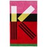 KENZO Wapiri Beach Towel - Multicoloured: Image 1