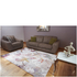 Flair New Jersey Rug - Print Birds Chenille Cream: Image 1