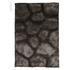 Flair Verge Brook Rug - Black/Silver: Image 2
