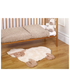 Flair Nursery Little Lamb Rug - Natural (75X80): Image 1