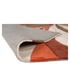 Flair Infinite Splinter Rug - Orange (200X290): Image 3