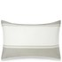 Calvin Klein Banded Net Cream Pillowcase: Image 1