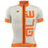 Alé PRR 2.0 Arcobaleno Jersey - Grey/Orange: Image 1