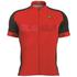 Alé Excel Jersey - Red/Black: Image 1