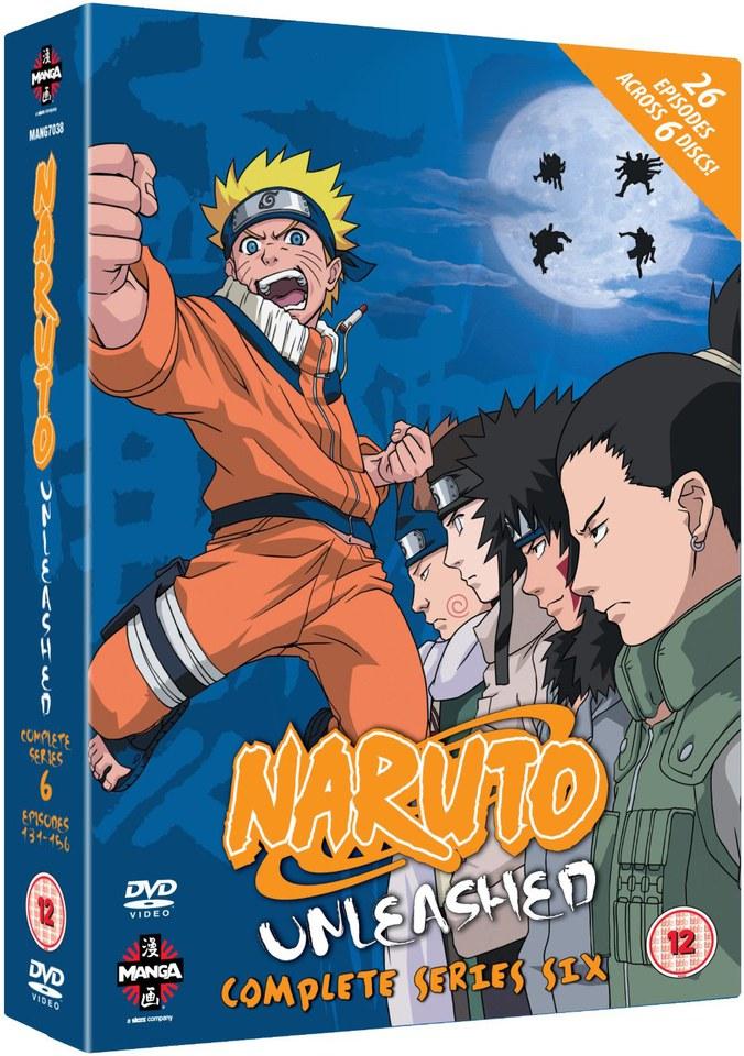 Naruto Serie