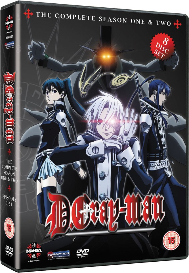 D Gray Man Torrent Completed