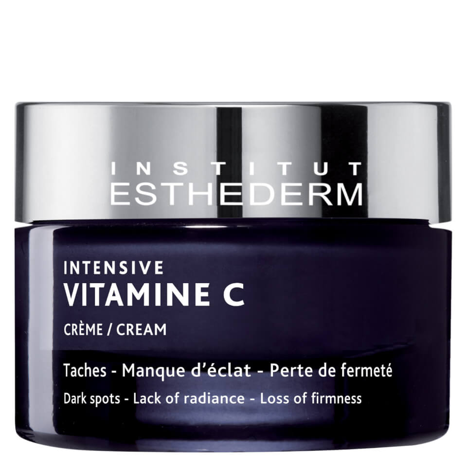 cr me vitamine c institut esthederm intensive 50ml livraison internationale gratuite. Black Bedroom Furniture Sets. Home Design Ideas