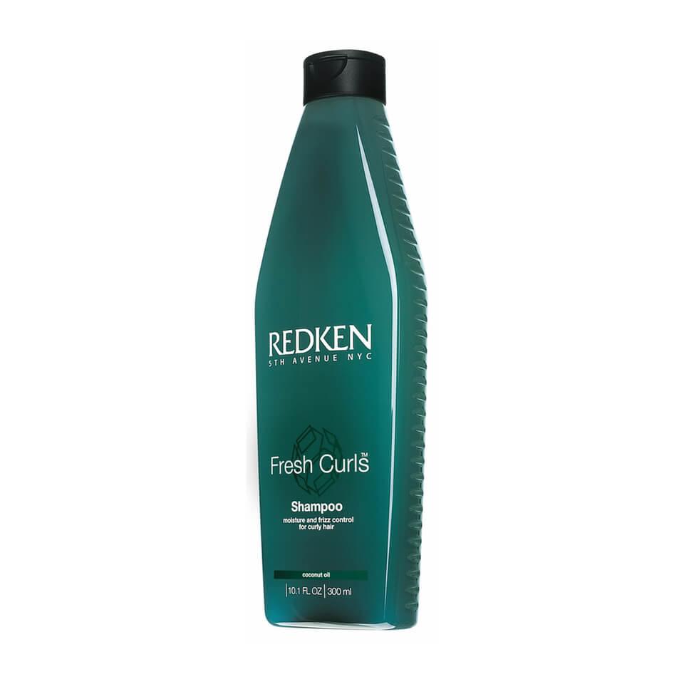 Redken Fresh Curls Shampoo (300ml)   Free Shipping   Lookfantastic