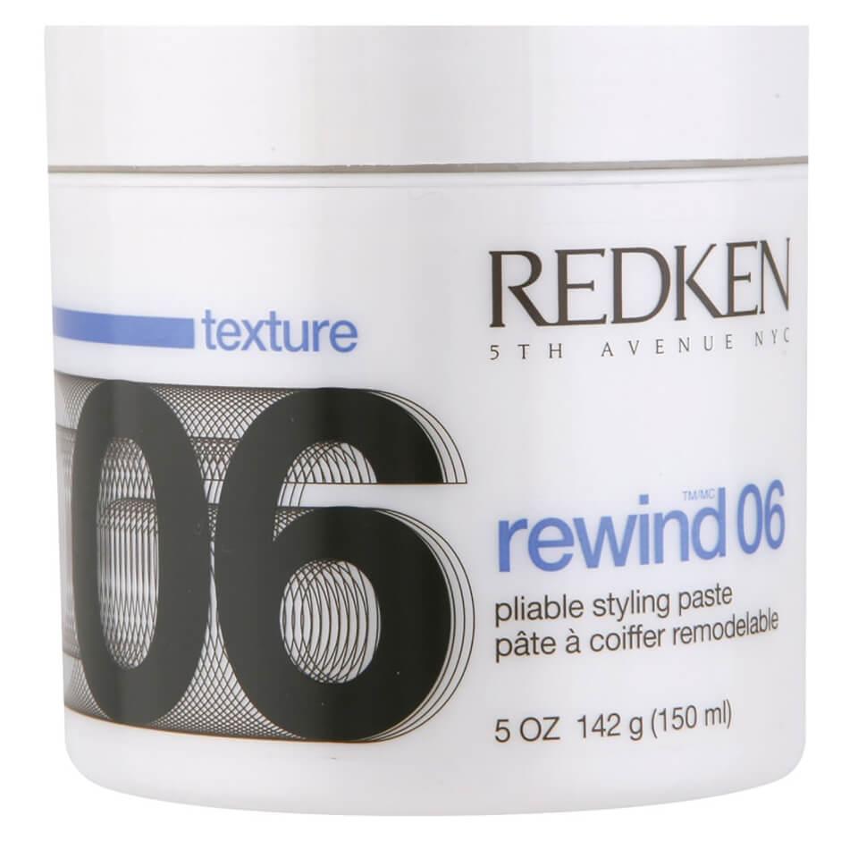 Redken Rewind 06 150ml Free