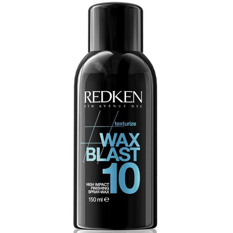 Redken Wax Blast 10 150ml Free Shipping Lookfantastic