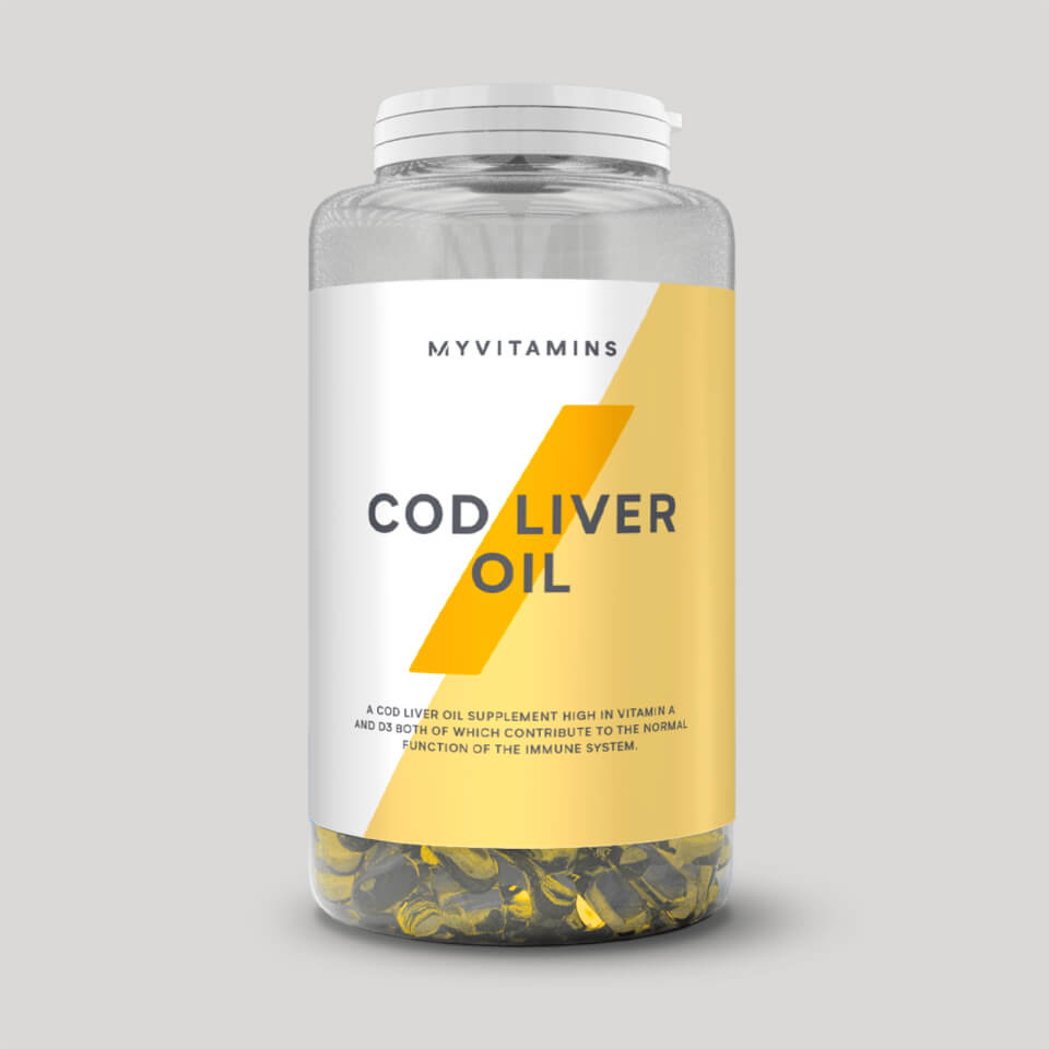 Myvitamins Cod Liver Oil | polish_and_lubricant_component