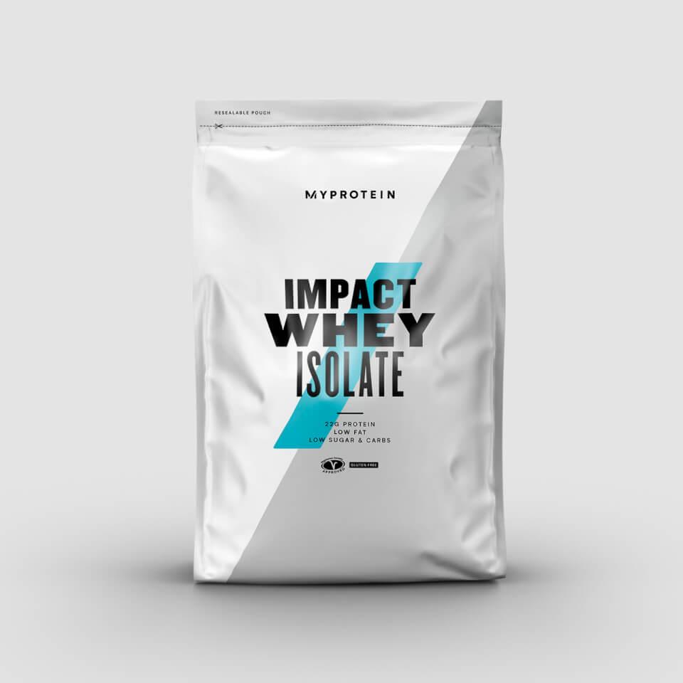 Buy Impact Whey Protein Isolate Myproteincom 90 Wpi 500gr