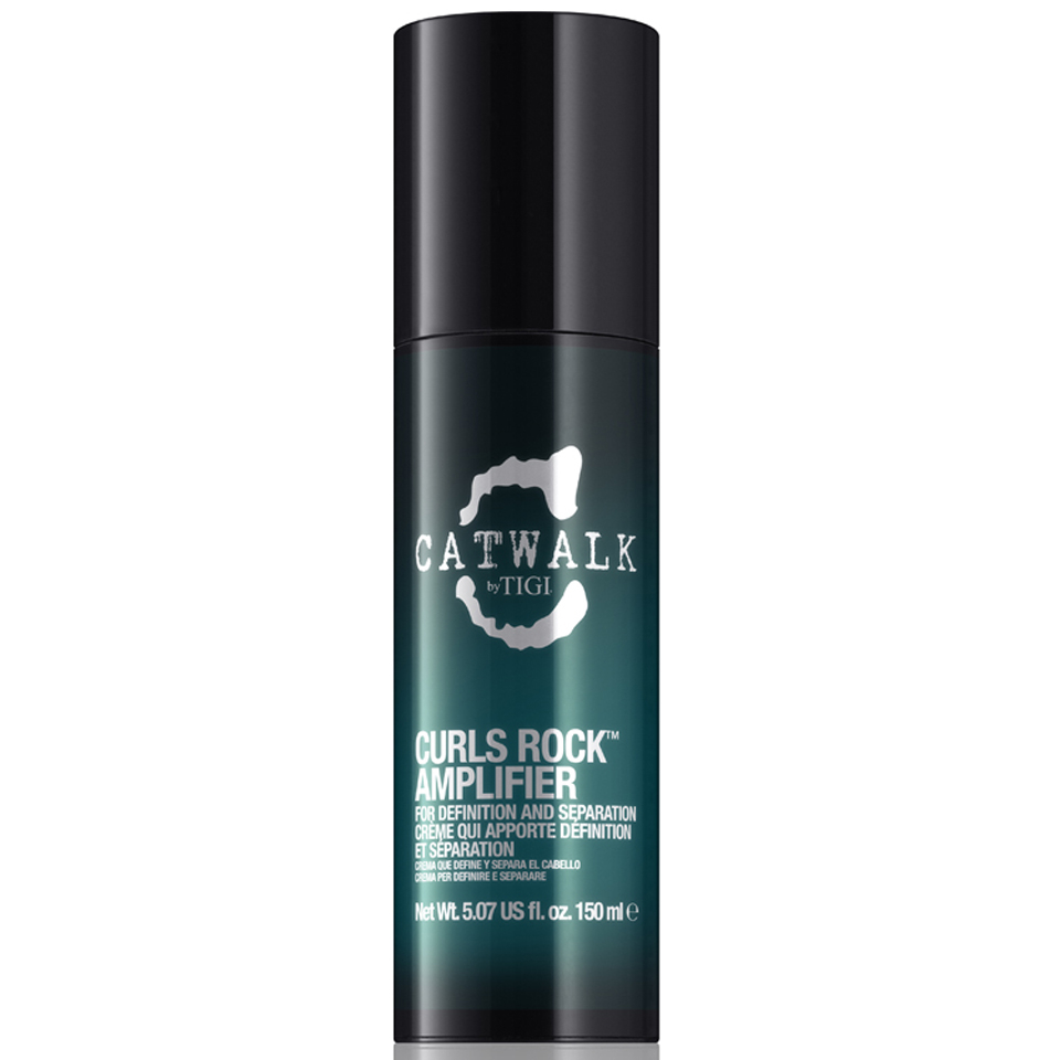 Tigi Catwalk Curls Rock Amplifier 150ml Free Shipping