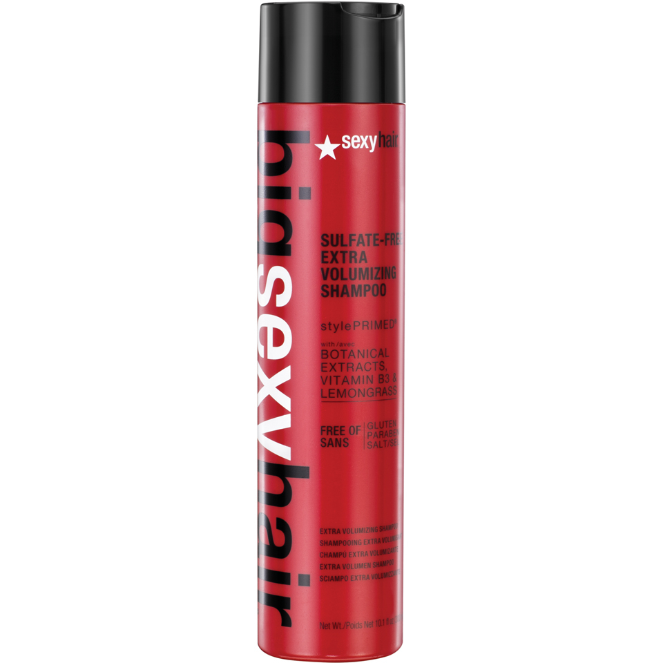 Big sexy hair big altitude mousse