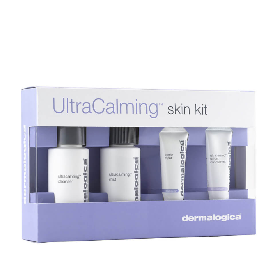 Dermalogica Ultracalming Treatment Kit (4 Products) - FREE