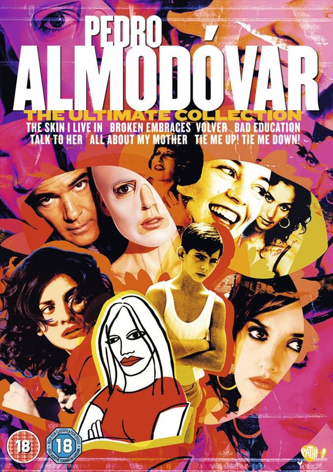 Pedro Almodovar The Ultimate Collection Dvd Zavvi Uk